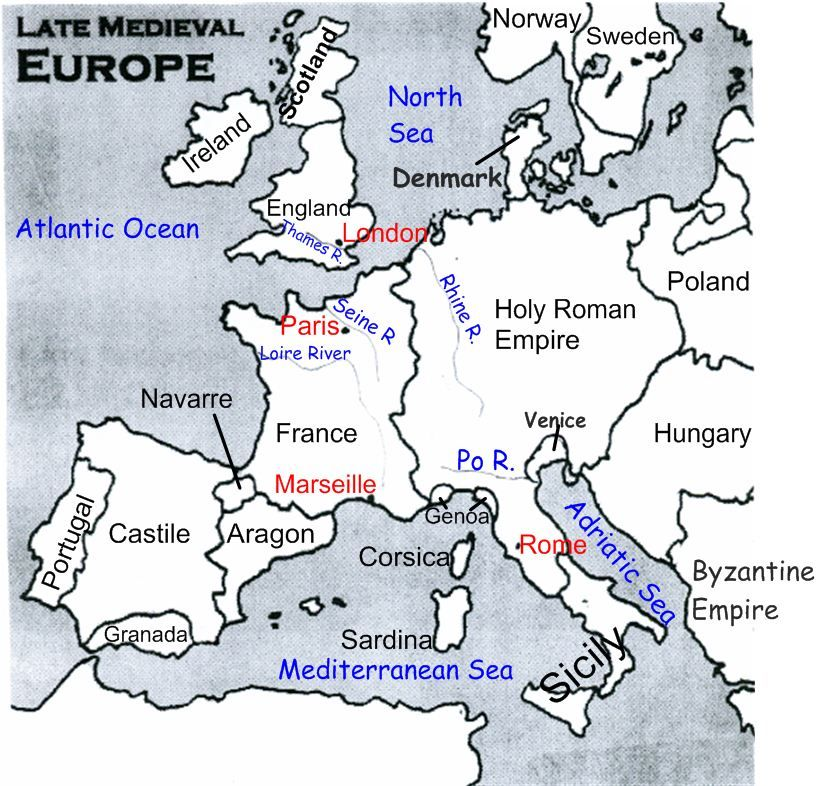 europe through the ages paper The middle ages in europe between the collapse of the roman empire and the time of charlemagne and the carolingian renaissance,is called the dark ages because.