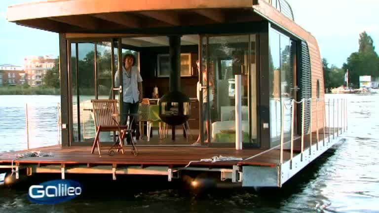 ein paar aus berlin will sich ein designtes hausboot bauen und den traum vom wohnen am wasser. Black Bedroom Furniture Sets. Home Design Ideas