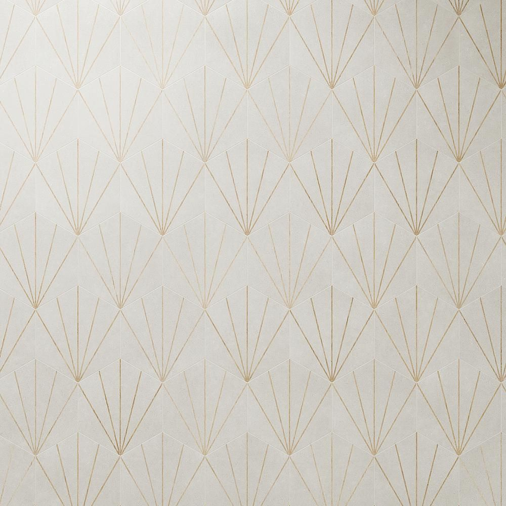 ivy hill tile klyda beams white 4 in x