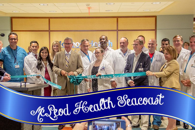A fully accredited 50bed hospital mcleod seacoast is
