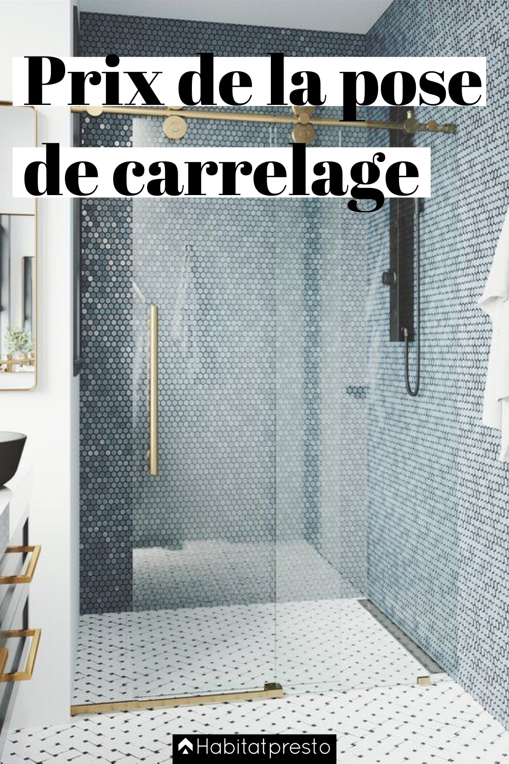 epingle sur carrelage faience credence