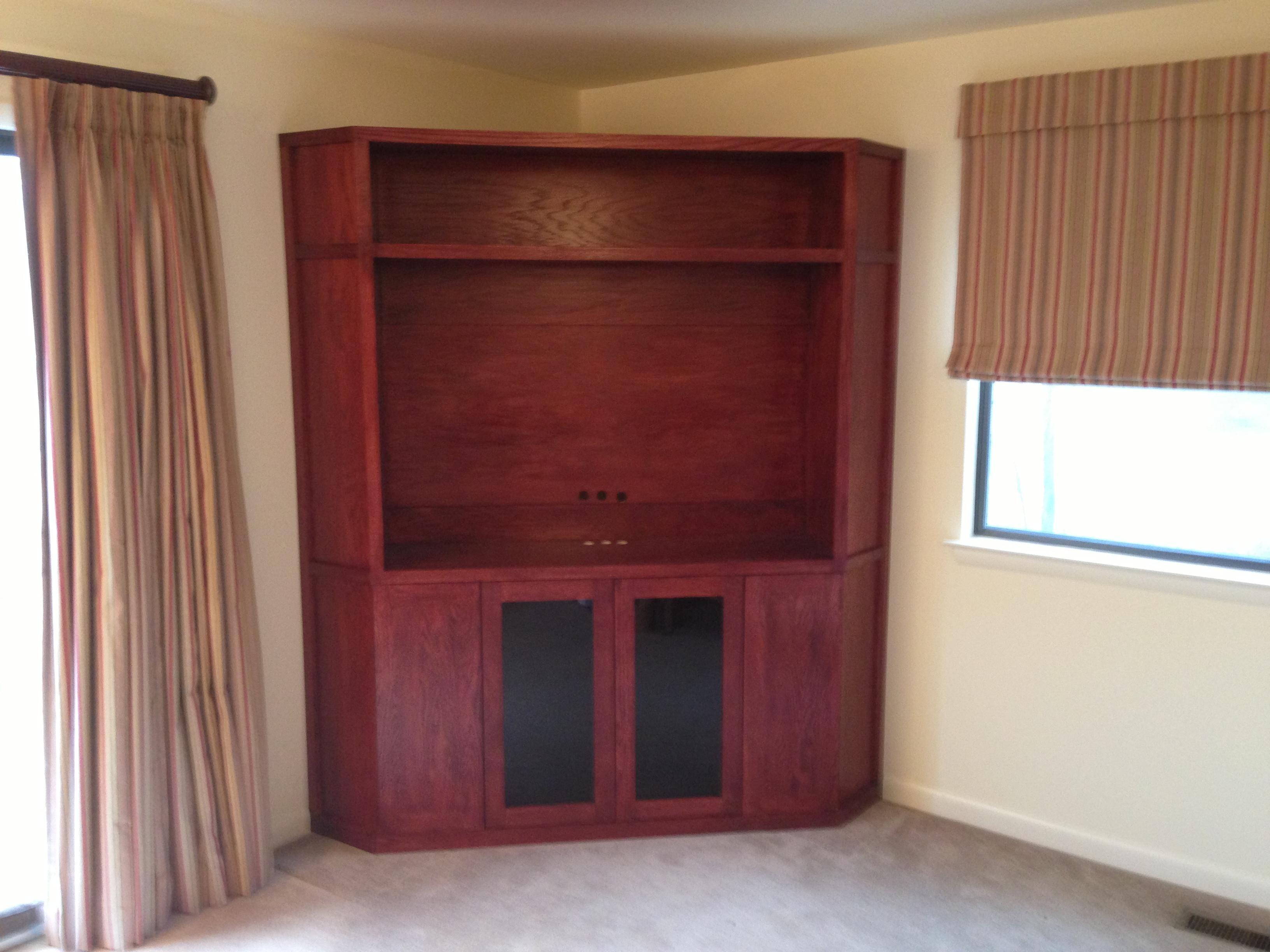 Corner+Entertainment+Units | Built In Furniture   Entertainment Centers U0026  Wall Units