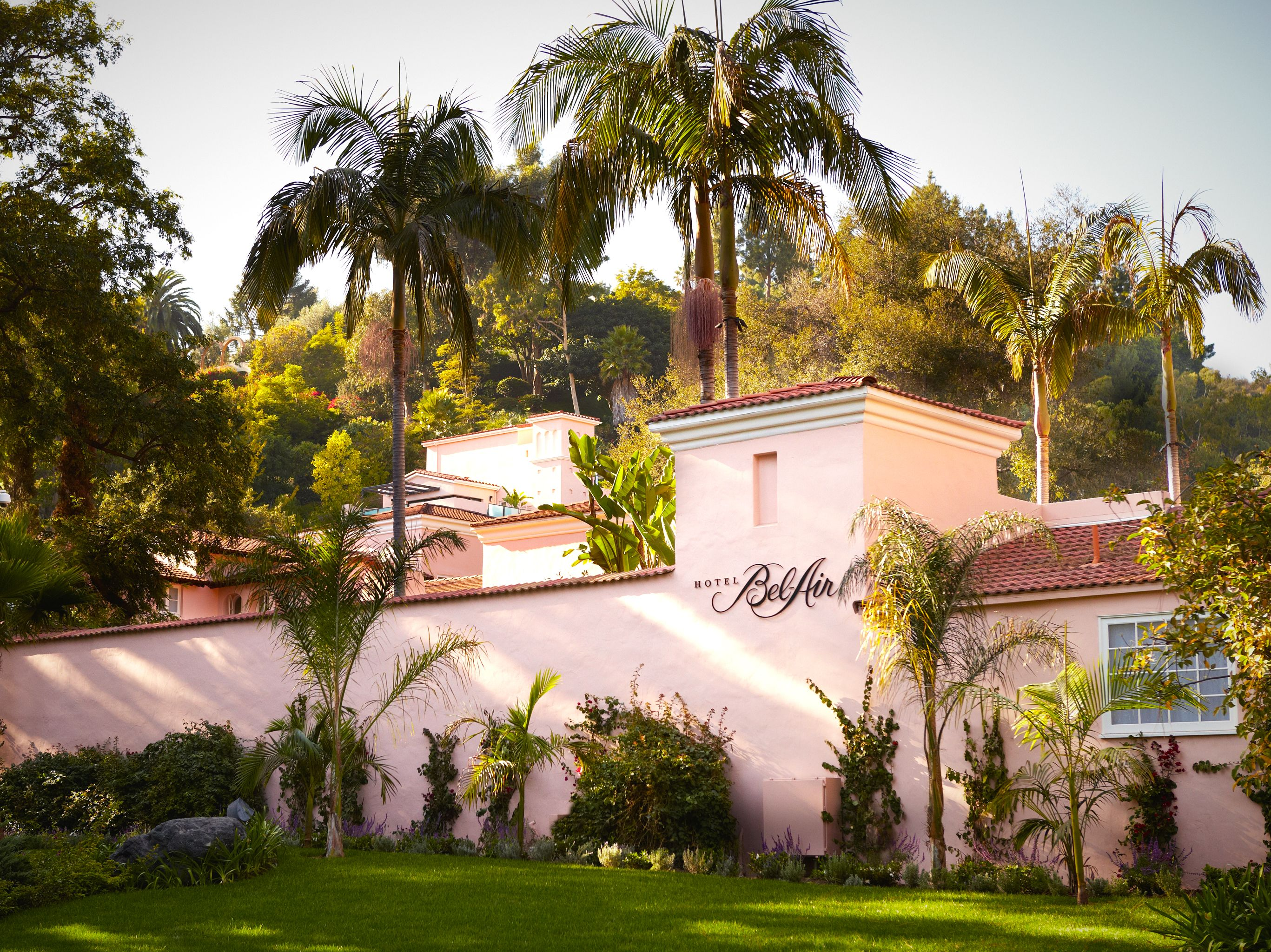 Check los angeles and area hotel belair beverly hills boutique hotel book now with magellan luxury hotels at unadvertised low rates by phone only