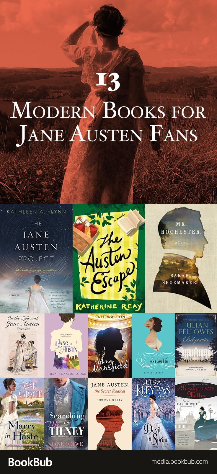13 Books To Read If You Love Jane Austen
