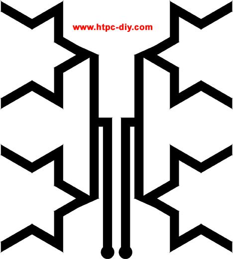 Htpc diy diy flexible fractal window hdtv antenna diy ideas diy flexible fractal window hdtv antenna pronofoot35fo Choice Image