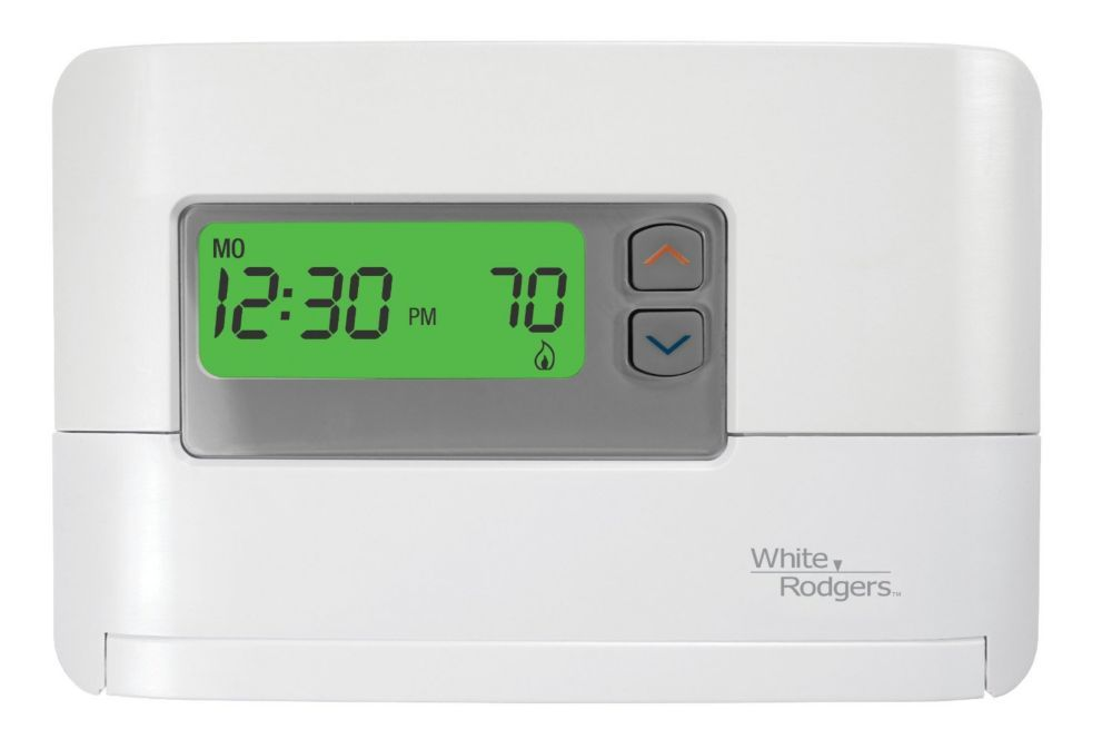 Wr 5 1 1 Day Programmable Thermostat Programmable Thermostat