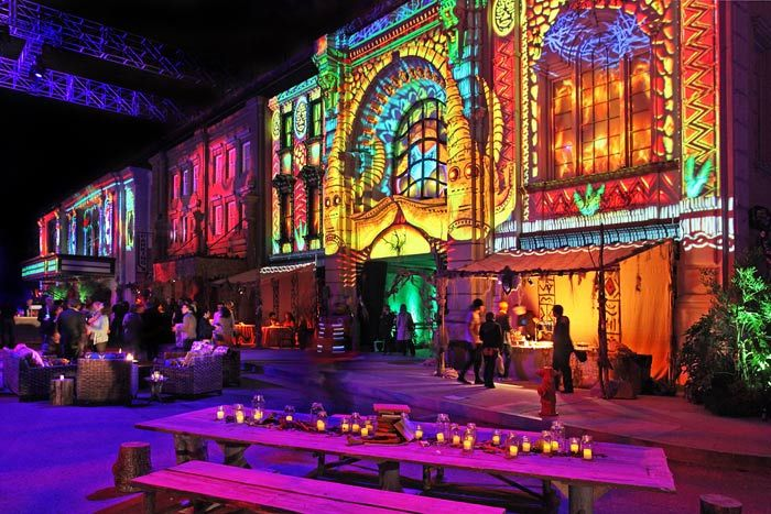 Best Corporate Event Concept Budget Over 50 000 Event