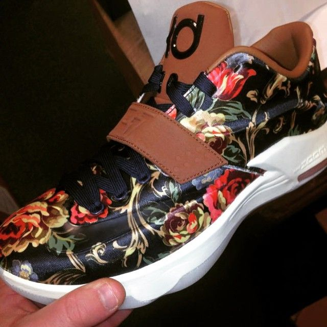 brand new 25641 aa7bd ... promo code for nike kd vii 7 ext floral 2 d2009 76157