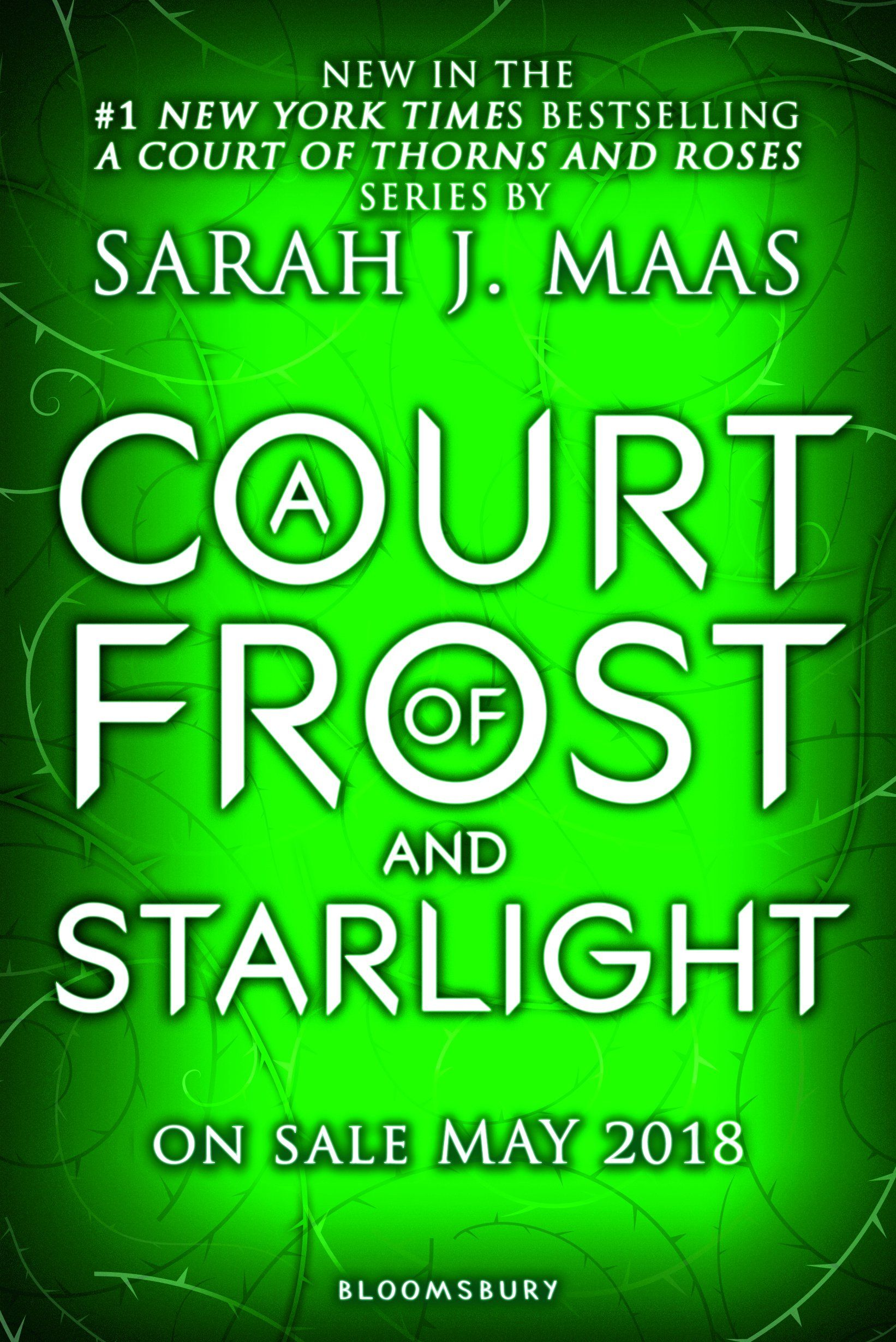 A Court Of Frost And Starlight A Court Of Thorns And Roses 3 5