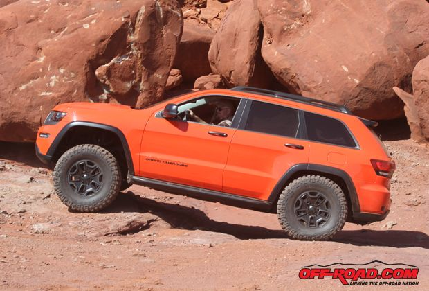 Jeep Grand Cherokee Trailhawk Ii Google Search Truckin' Crude