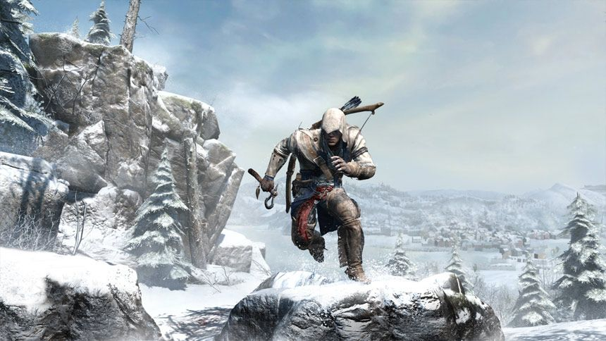 Assassin S Creed Iii Assassins Creed Assassin S Creed 3 The