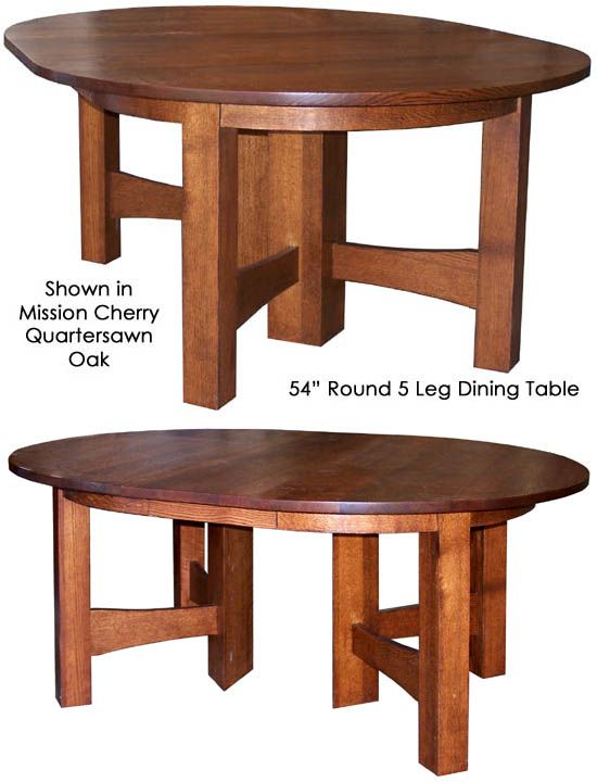 Oval Pine Dining Table With Extension And Sideboard