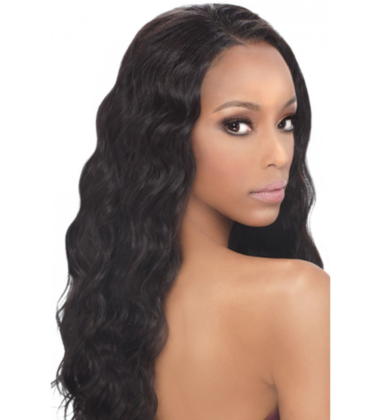 Outre Duvessa Curly 100 Remi Human Hair Weave India Wave Wvg