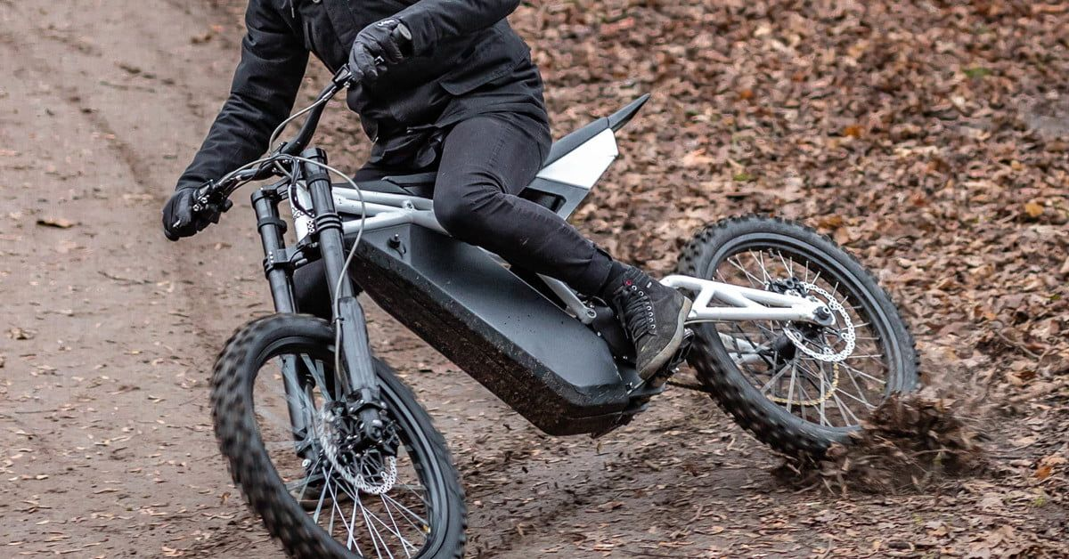 Ubco Frx1 Electric Dirt Bike Pre Orders Go Live At 8 999