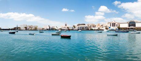 Rantapallon kohdeopas: Lanzarote