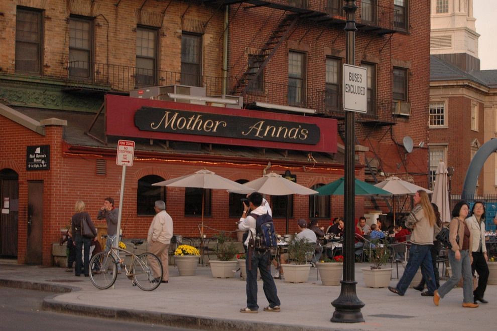 Travel guide for North End, Boston, on the best things to ...