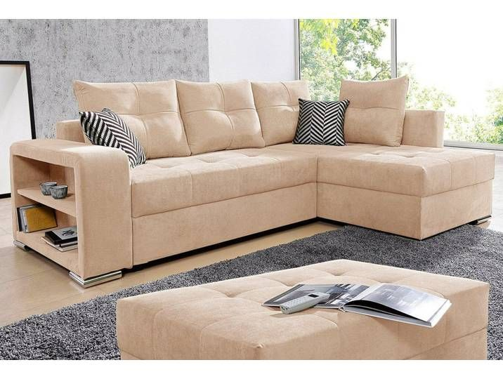 Eck Couch Braun 226cm Collection Ab In 2020 Home Home Decor Couch