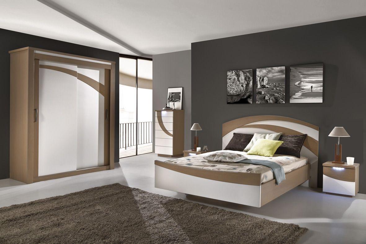 chambre a coucher romantique design | photo décoration chambre 2018 ...