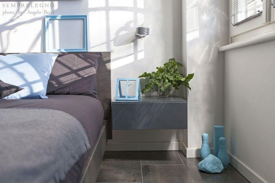 Complementi d 39 arredo su misura comodino e testata letto for Complementi arredo camera da letto