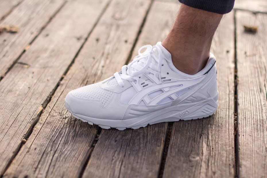 pas mal 6f4a2 1f5d7 Asics Gel-Kayano Trainer | Shoes | Streetwear, Chaussure ...