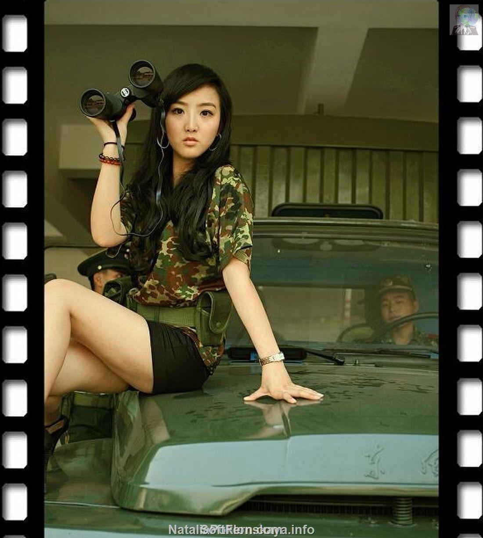 Hot military girls photos