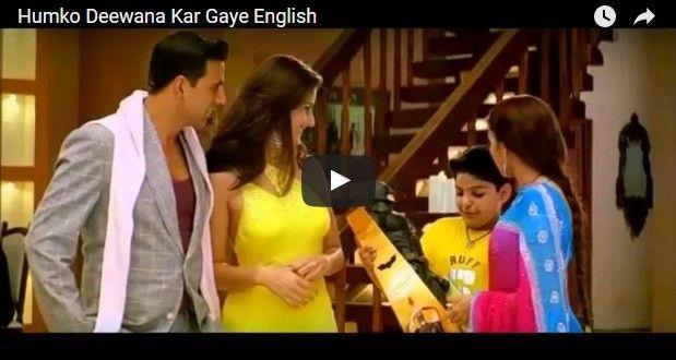 Humko Deewana Kar Gaye Full Hindi Hd High Quality Movie Bollywood Movies Hindi Movies Movies