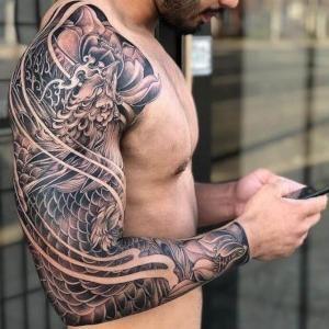 + 200 Tatuajes para Hombres 🥇 IMAGENES Y DISEÑOS