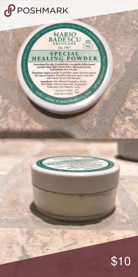 Mario Badescu Special Healing Powder Mario Badescu Healing Paraben Free Products