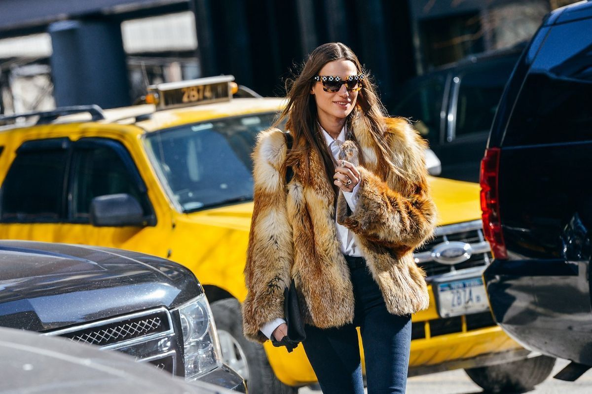 BEST OF STREET STYLE FROM NEW YORK FASHION WEEK