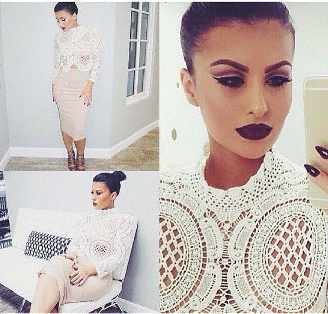 Omg  #fashion #makeup