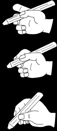 Dessin - Tenue du crayon   Rentrée des classes maternelle ...