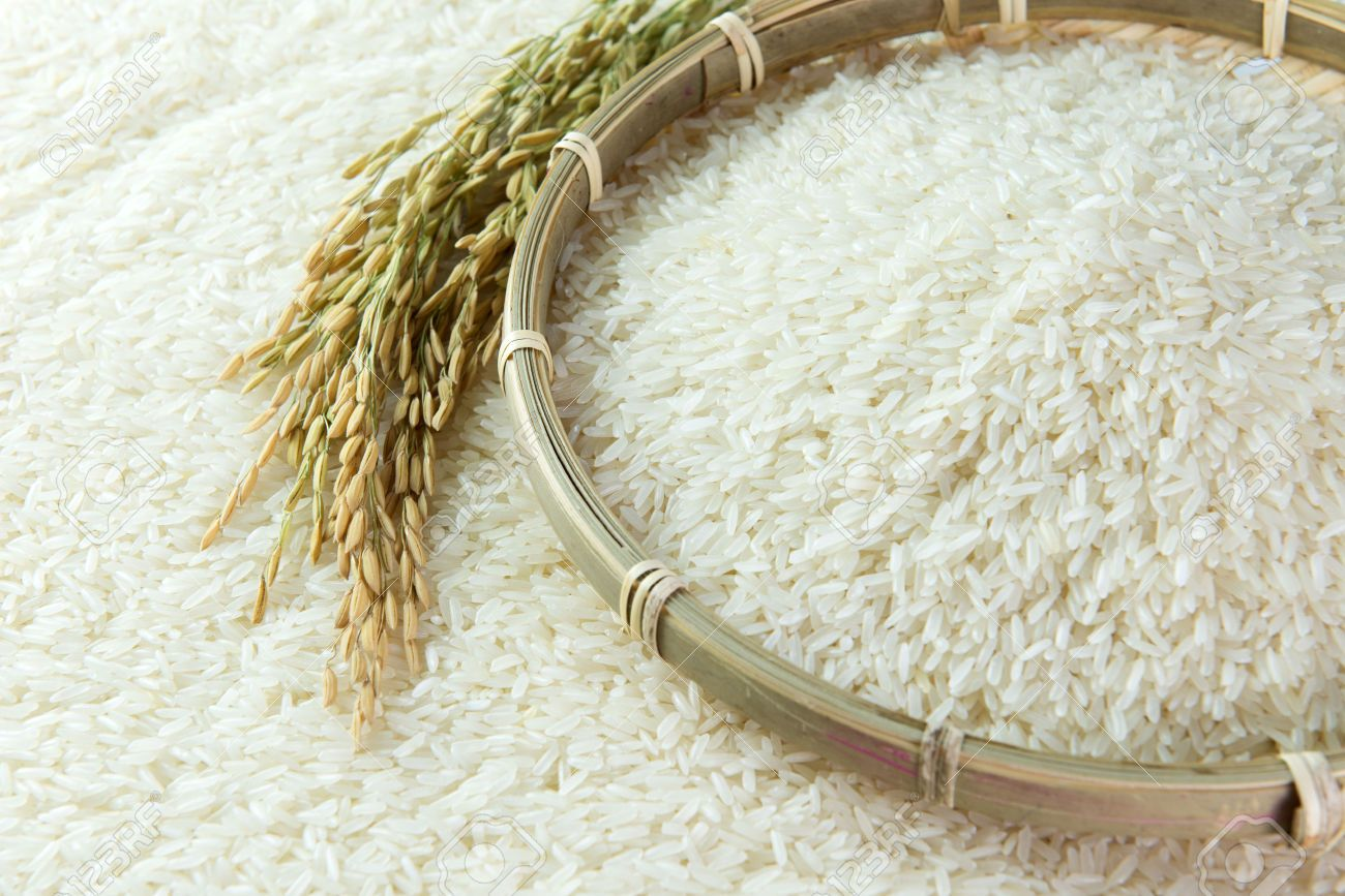 Rice is the main food crop of India. The rice export