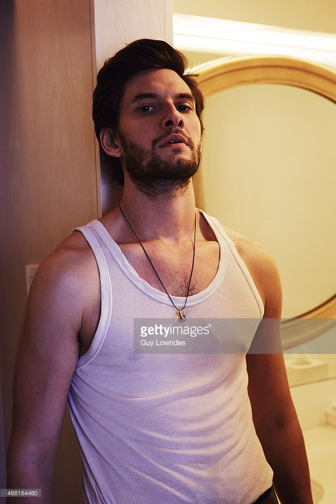 Actor Ben Barnes Is Photographed For Interview Magazine On