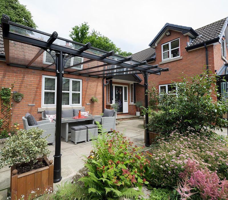 verandah veranda outdoor living
