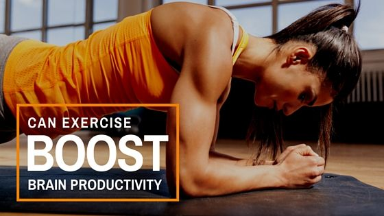 Can Exercise Boost Brain Productivity? InnovaMap