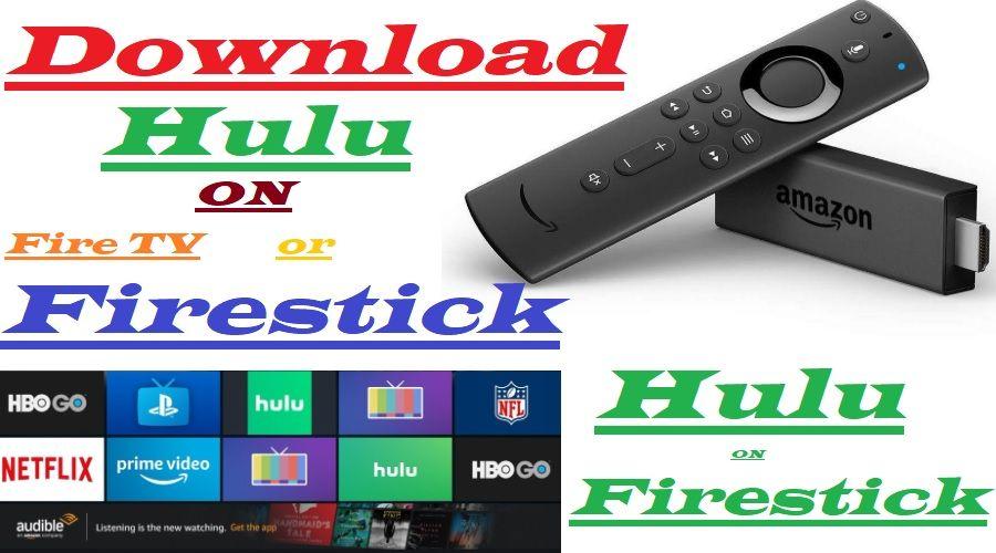 Hulu on Firestick Amazon fire tv stick, Chrome apps, Hulu