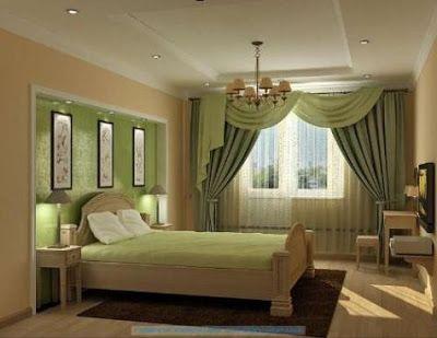 modernos diseos de cortinas para dormitorios decorar decoracin