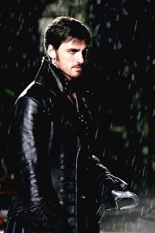 Hot Hook Once Upon A Time Fan Art Colin O Donoghue Captain Hook Once Upon A Time