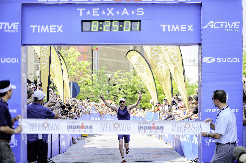 Memorial Hermann IRONMAN Texas - Where to Cheer | The
