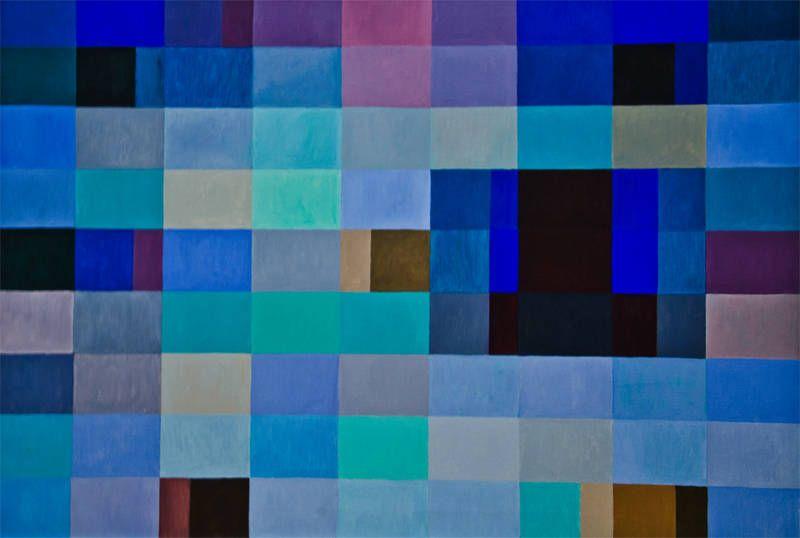 Johannes Itten. Hiermee is het begonnen: de 4 kleurtypes. Ons systeem heeft zich doorontwikkeld tot 12 kleurtypes. Dit is het kleurtype winter.