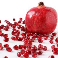 Diy Pomegranate Body Scrub Pomegranate Fruit Seeds Pomegranate Fruit