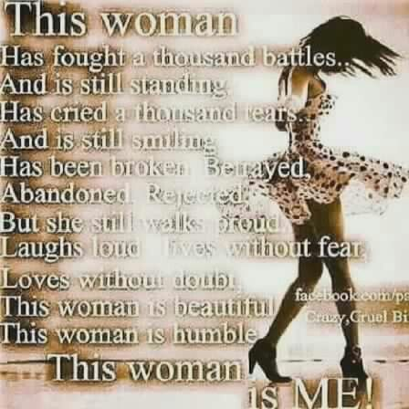 I Am A Woman Of Substance Inspirational Poems Quotes Words