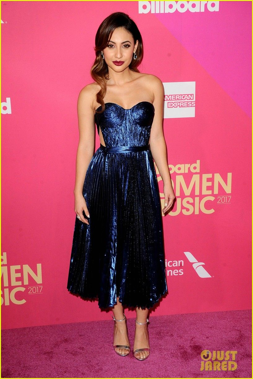 Selena Gomez\'s Kidney Donor Francia Raisa Joins Her at Billboard\'s ...