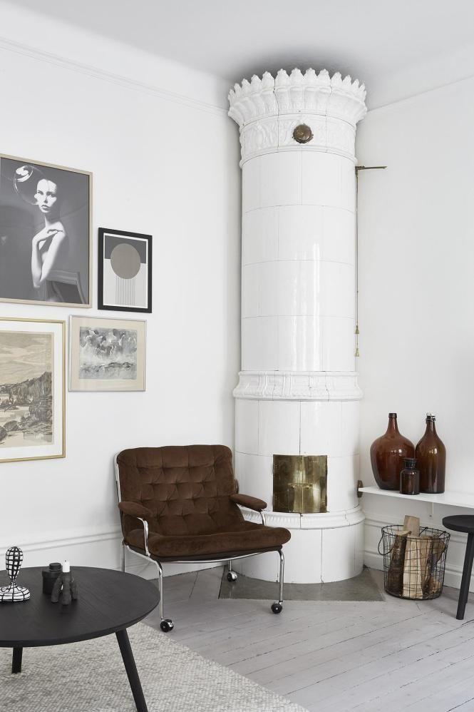 Piso pequeño y elegante Cozy corner, Cozy and Interiors
