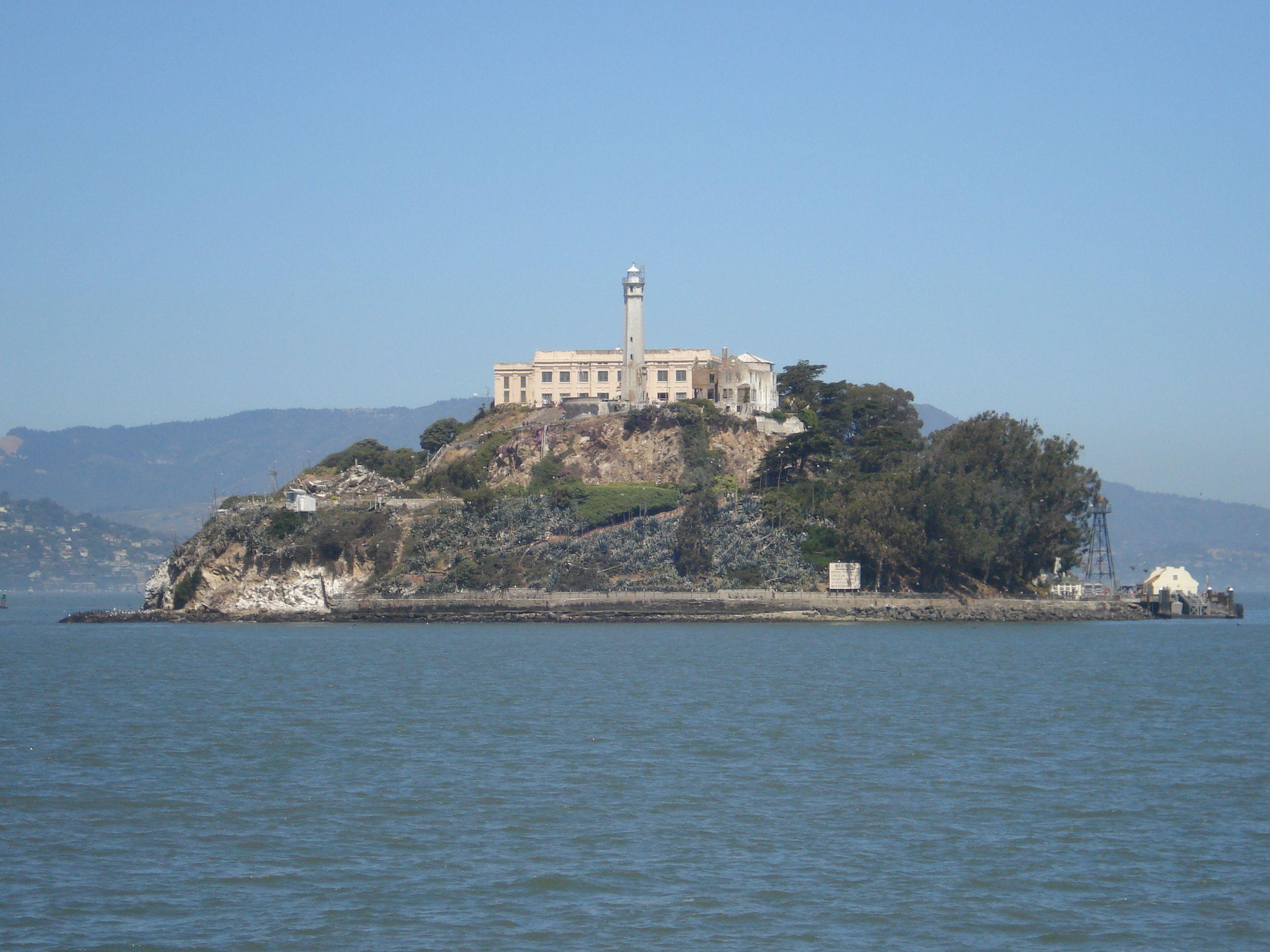 Alcatraz Island San Francisco California San Francisco Travel