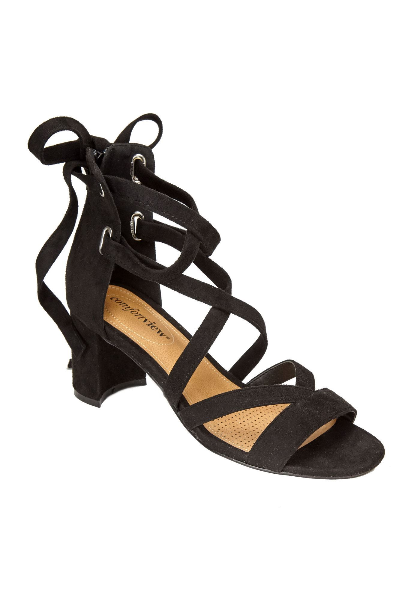 Rosana Sandals by Comfortview - Wide Width Women\'s | Products | Wide ...