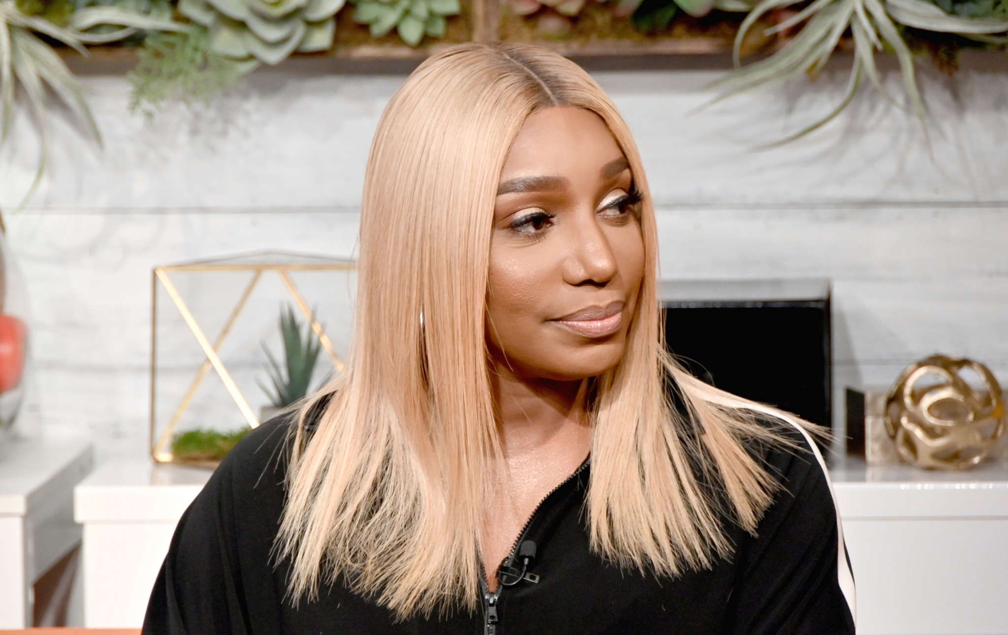 NeNe Leakes Slammed After Posting No-Makeup Selfie - Hater Says She Looks 'Like A Totally Different Person' #Instagram, #NeneLeakes, #RealHousewives, #Rhoa celebrityinsider.org #Entertainment #celebrityinsider #celebritynews #celebrities #celebrity