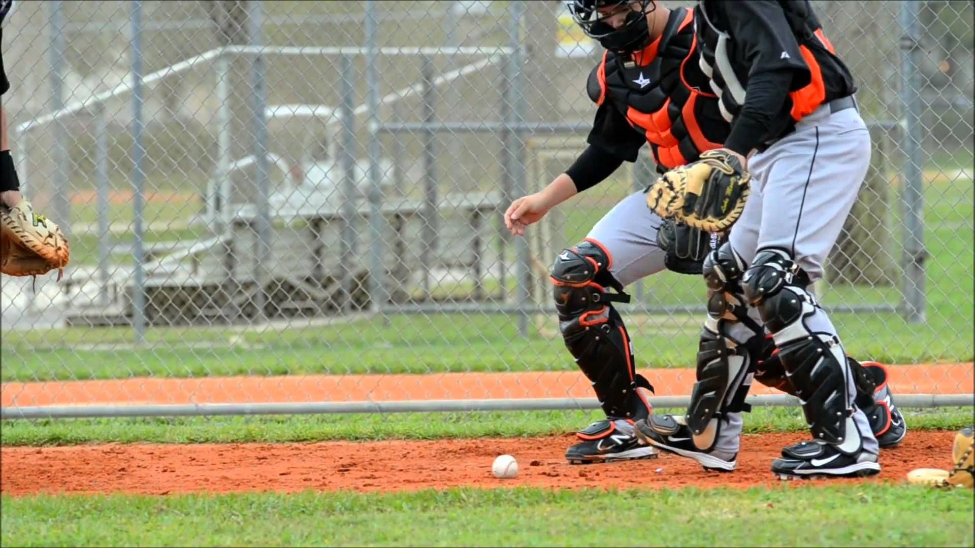 Mlb Catchers Drills What I Really Like Is The Catcher S Stance Here Baseball Catcher Baseball Drills Baseball Workouts