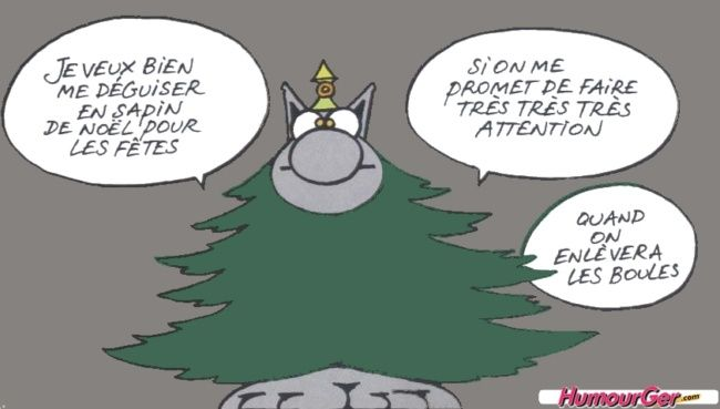 Humour bd noel le chat de philippe geluck humour pinterest philippe geluck philippe et - Sapin de noel humour ...