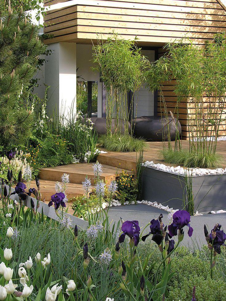 Terrassen Erganzen Den Garten Erganzen Garten Terrassen Herb
